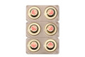 Adhesive self-heating Moxa patch - pack of 6 units