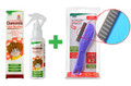 Special Offer - Chamomile Natural Lice Spray (4 Oz) - Free Lice Comb Included