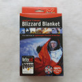 Blizzard Active Range Two Layer Survival Blanket