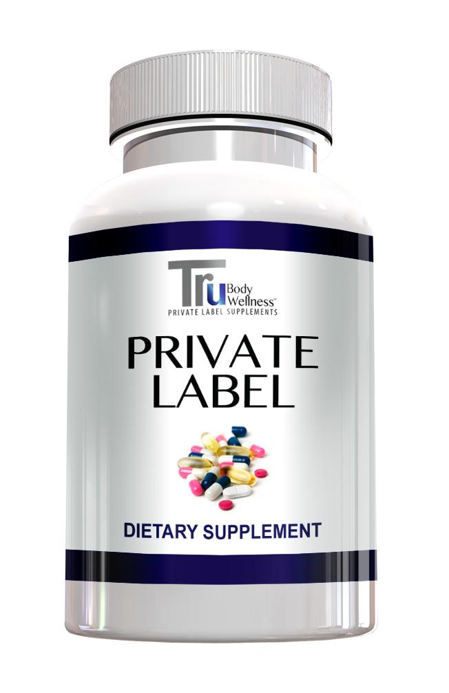 Tru Body Wellness | Private Label Supplements, Vitamins