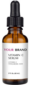 Private Label Supplements Vitamin C Serum