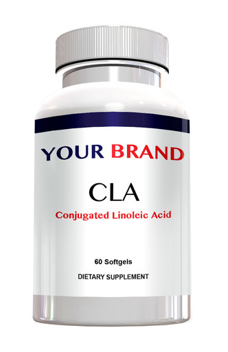 Private Label Supplement CLA - Conjugated Linoleic Acid