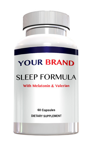 Private Label Supplements Sleep Aid