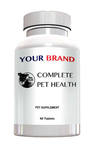 Private label pet supplement - Complete Pet Health