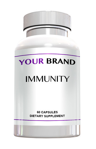 Private Label Supplements - Immunity Support