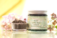 Exotic Coffee Bean Scrub