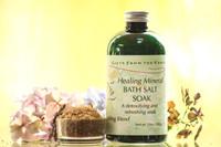 Healing Mineral Bath Salt Soak