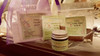 Includes Moisturizing Hand Soak, Exotic Coffee Scrub and Luscious Lotion
