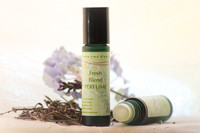 Fresh Blend Perfume - An essential oil blend of a light, crisp, sweet fragrance.
