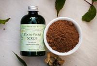 Cocoa Facial Scrub