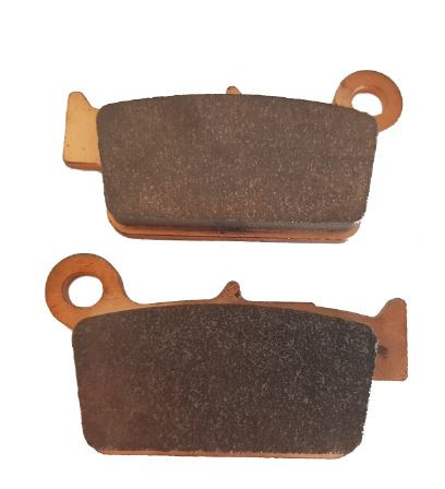 YAMAHA YZ250F 2003-2018 REAR BRAKE PADS SINTER MX PARTS