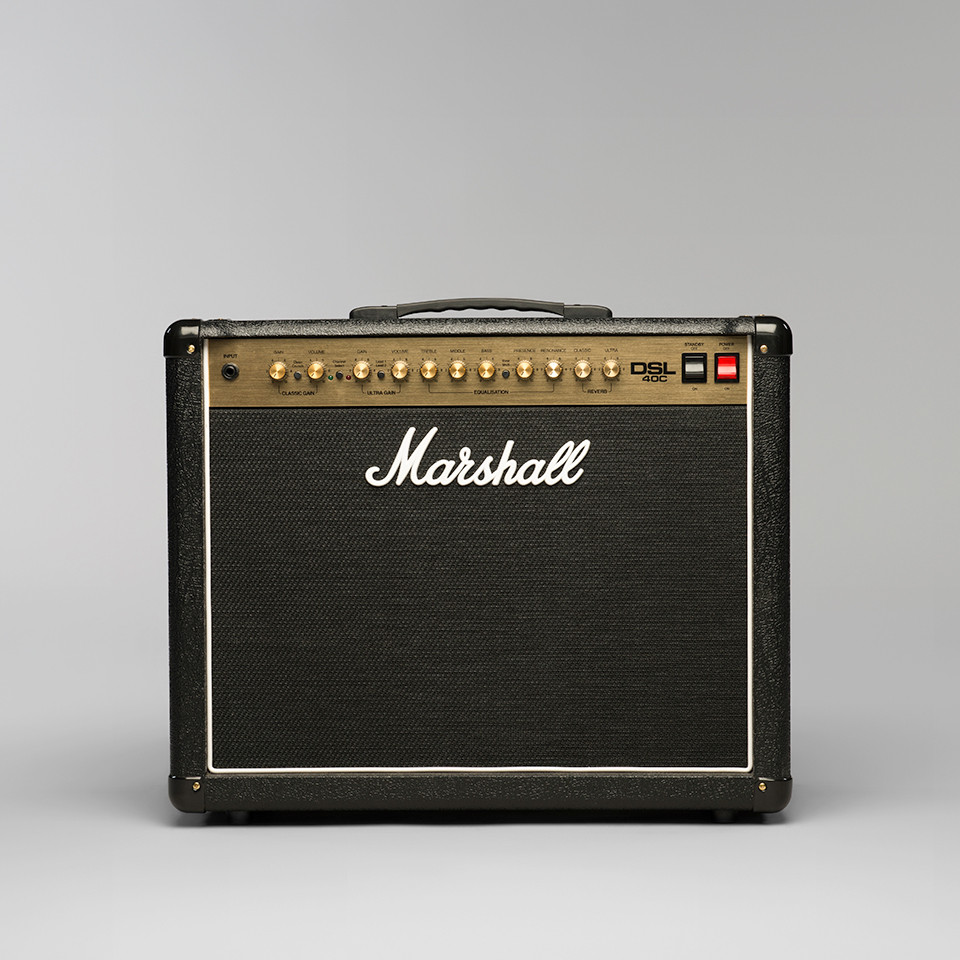 Marshall DSL40C Standard Tube Set