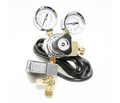 Up Aqua CO2 Regulator – Adjustable Valve with 2 Gauges