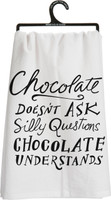 Chocolate Understands | Kitchen Towel