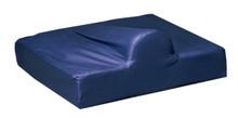 Gel/Foam Pommel Wheelchair Cushion, Nylex-Covered