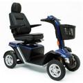 Pride Pursuit XL Scooter (4 wheel) Blue