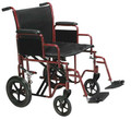 Drive Heavy Duty Bariatric Steel Transport Chair