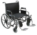 Drive Sentra Heavy Duty Wheel Chair