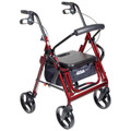 Duet Transport Chair/Rollator