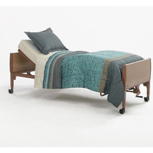 Shown with mattress