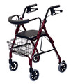 Medline Deluxe Rollator