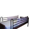 Roscoe Full Length Padded Bed Rails