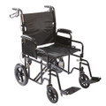 Roscoe Heavy Duty Transport Wheelchair - Shown: KT2212B