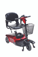 Bobcat 3 Wheel Compact Scooter Front