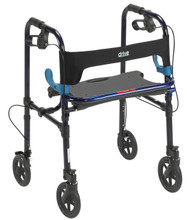 The Clever-Lite Adult Walker with 8 inch Wheels