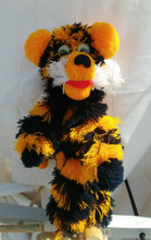 This colorful Large Tiger Marionette Puppet is fun for all ages!