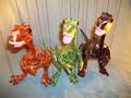 Tyrannosaurus Rex (T-Rex) Dinosaur Marionette Puppet