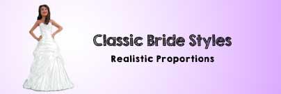 Classic Bride Figurines