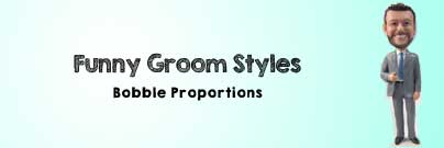 Funny Groom Figurines