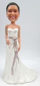 Chloe Cake Topper Figurine