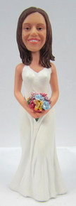 Deanna Cake Topper Figurine