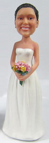 Lila Cake Topper Figurine