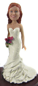 Maribel Cake Topper Figurine