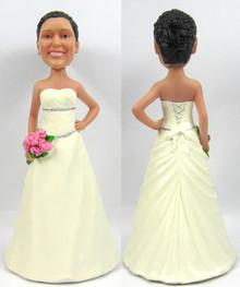 Sarah Cake Topper Figurine