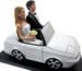 Sample of custom figures in custom vehicle