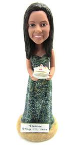 Custom Sweet Sixteen Birthday Cake Topper