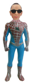 Real Peeps Cake Topper Male #23 - Spiderman