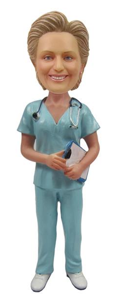 Real Peeps Cake Topper Female #12 - Female Doctor