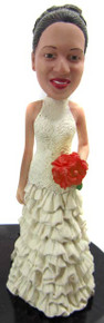 Chantel Cake Topper Figurine
