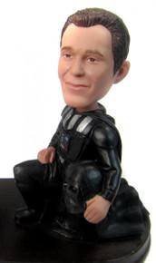 Kneeling Darth Vader Groom