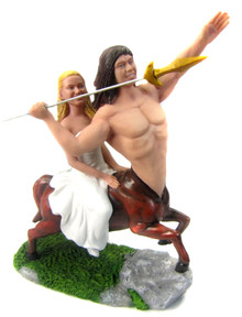 Centaur Greek Mythology Wedding Cake Topper
