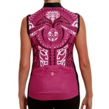YMX Pacific Tribal Sleeveless Cycling Jersey. Your Price   65.00 (You save   33.00). Image 1. Larger   More Photos ea036d3a8