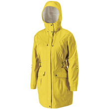 Isis Raindrop Trench Rain Jacket