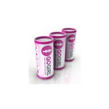 Go Girl 3 Pack Pink