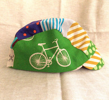 Echo Bike Hat Green Bicycles