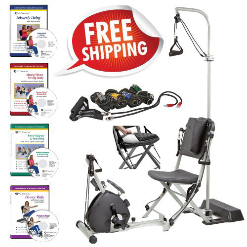 Image 1  sc 1 st  Resistance Chair Exercise System & Resistance Chair